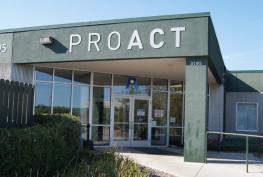 ProAct building front Eagan
