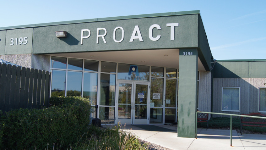 ProAct building front Eagan
