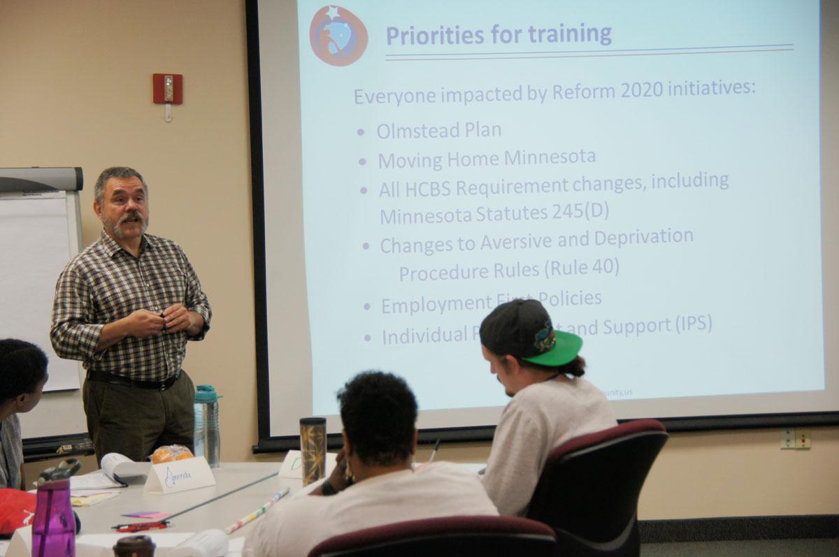 Person-centered training Oct. 23-24 – CEU credits, meet 245D requirement