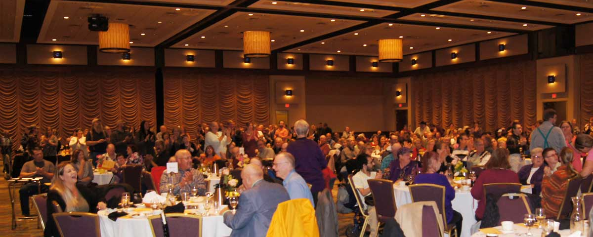 Recognition Banquet honors