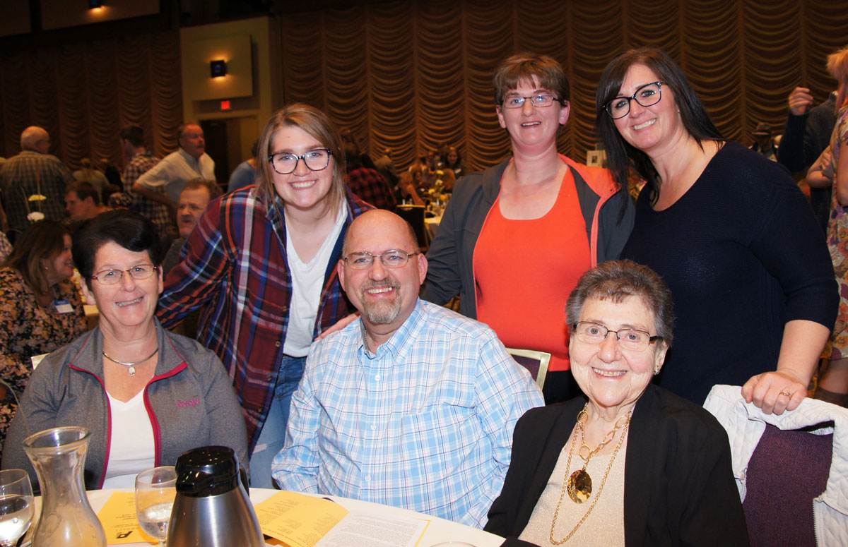 Recognition Banquet for Red Wing, Zumbrota