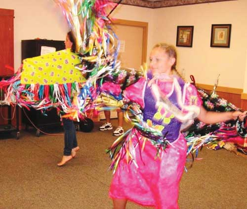 Native American education in Red Wing