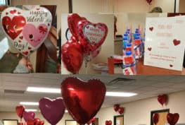 Valentine's items for sale by ProAct