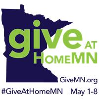 #GiveAtHomeMN – a virtual fundraising event!
