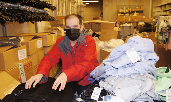 Return to independence, personal growth comes with retail job