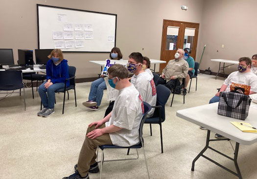 ProAct participants in Red Wing engage online with Disability Services Day at the Capitol