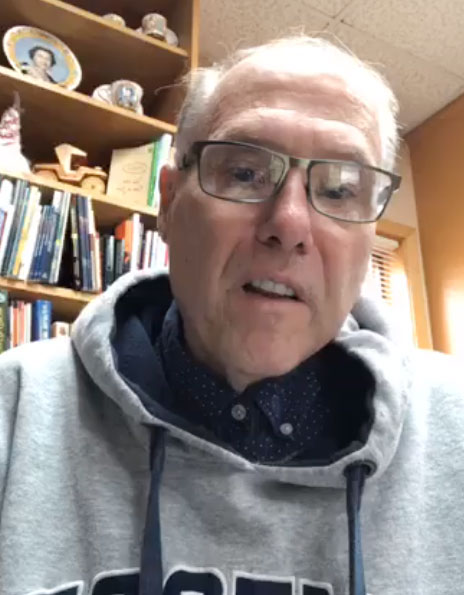 Pastor Tom Evans
