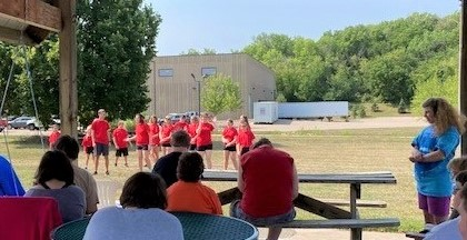 4-H musical presented to day service participants in Red Wing