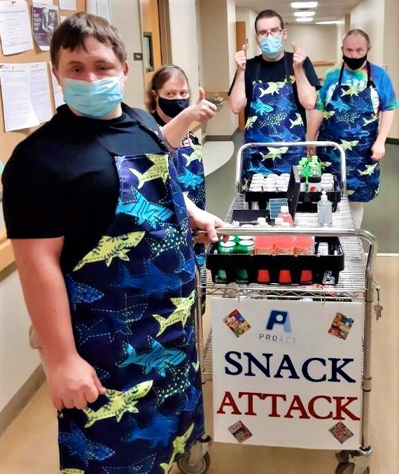 'Snack Attack' expands